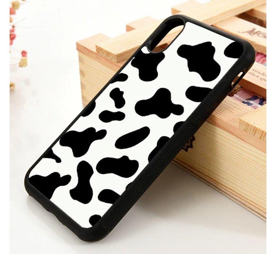 ShieldCase iPhone Xr TPU hoesje met koeienpatroon