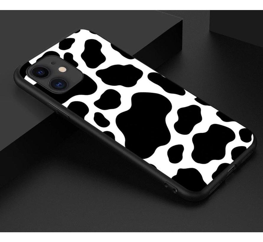 ShieldCase iPhone 11 TPU hoesje met koeienpatroon