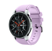Samsung Galaxy Watch silicone band (lila)