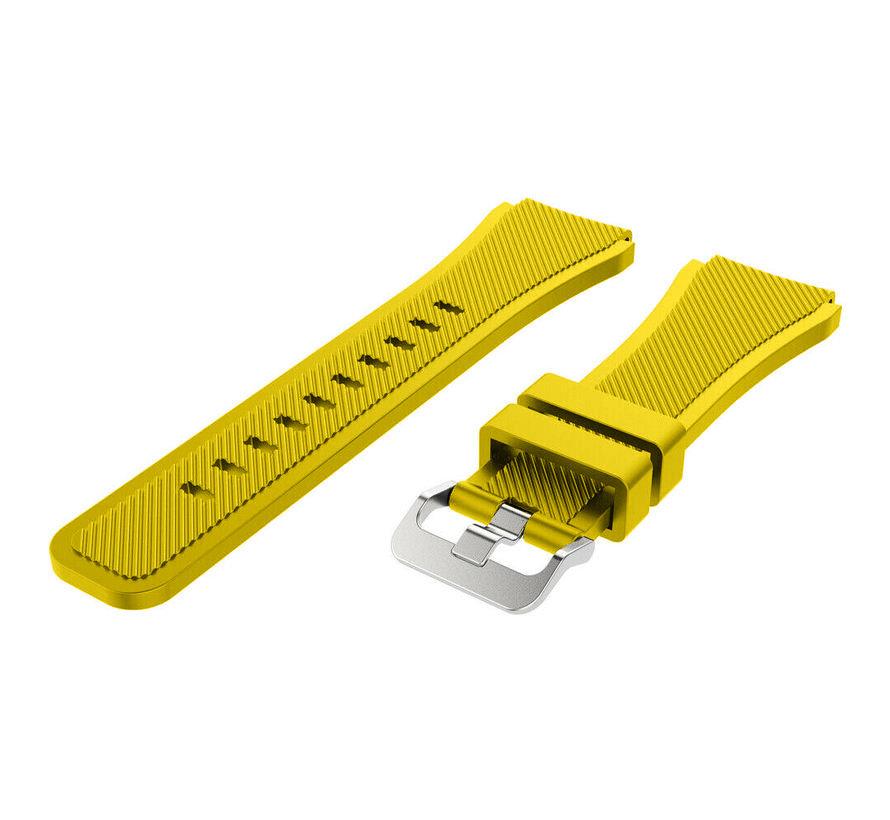 Xiaomi Amazfit Bip silicone band (geel)