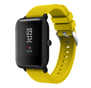 Xiaomi Amazfit Bip silicone band (geel)
