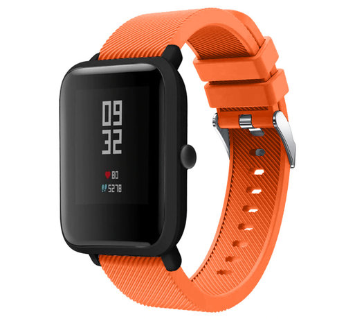 Xiaomi Amazfit Bip silicone band (oranje)