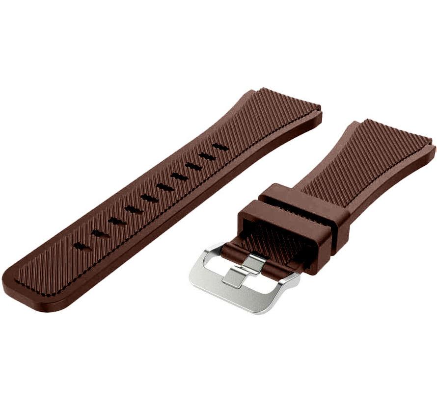 Xiaomi Amazfit GTR silicone band (koffiebruin)