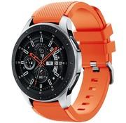 Samsung Galaxy Watch silicone bandje (oranje)