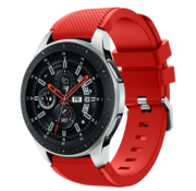 Samsung Galaxy Watch silicone bandje (rood)