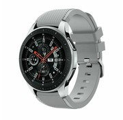 Samsung Galaxy Watch silicone band (grijs)