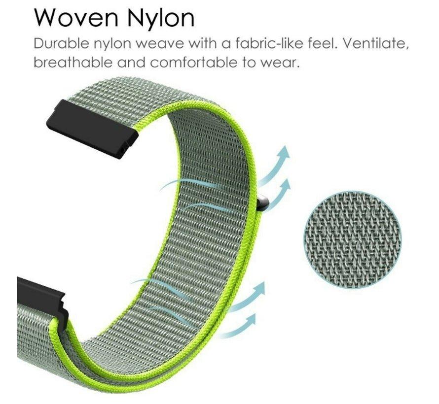 Polar Vantage M nylon band (fluoriserend)
