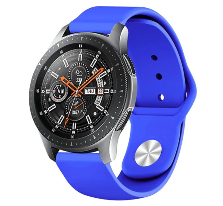 Samsung Galaxy Watch sport band (blauw)