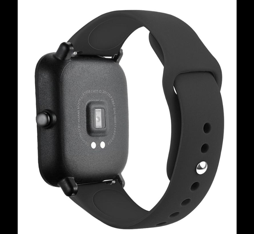 Xiaomi Amazfit GTS sport band (zwart)