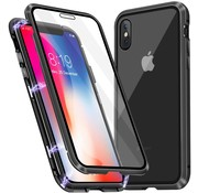 ShieldCase® Magnetisch hoesje met glasplaat iPhone X / Xs