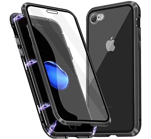 ShieldCase® ShieldCase Magnetisch hoesje met glasplaat iPhone 8 / iPhone 7