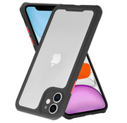 ShieldCase® iPhone 11 full protection case (zwart)