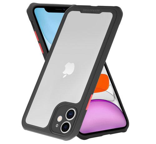ShieldCase® Shieldcase iPhone 11 full protection case (zwart)