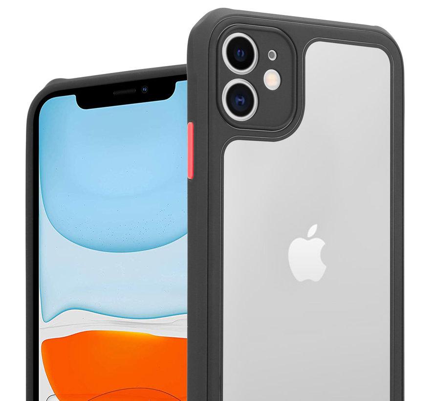 Shieldcase iPhone 11 full protection case (zwart)