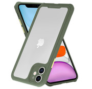 ShieldCase® iPhone 11 full protection case (groen)