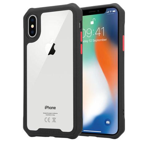 ShieldCase Shieldcase iPhone X / Xs full protection case (zwart)