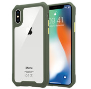 ShieldCase® iPhone X / Xs full protection case (groen)