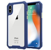 ShieldCase® iPhone X / Xs full protection case (paars)