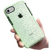 ShieldCase® Diamanten case iPhone SE 2020 (groen)