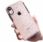 ShieldCase® Diamanten case iPhone SE 2020 (roze)