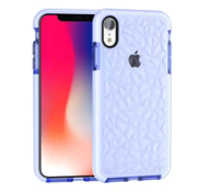 ShieldCase® Diamanten case iPhone 7 / 8 (blauw)