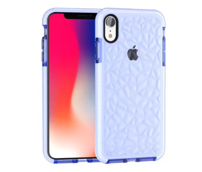 ShieldCase® ShieldCase diamanten case iPhone 7 / 8 (blauw)