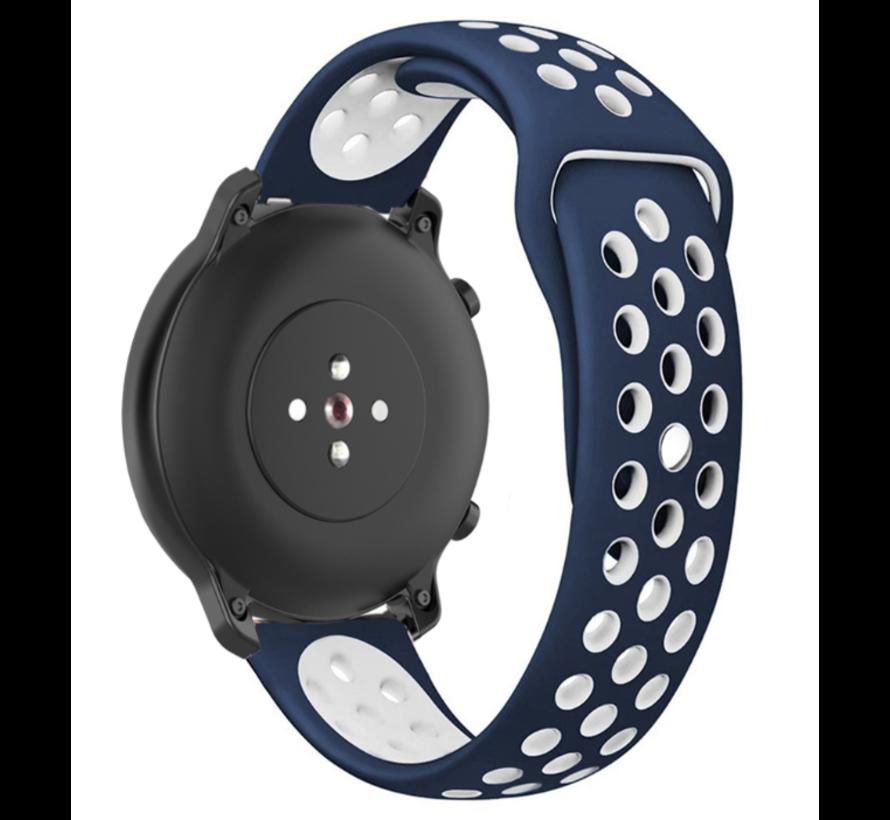 Xiaomi Amazfit GTR sport band (blauw/wit)