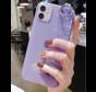 ShieldCase iPhone 11 multifunctioneel hoesje met handvat (paars)