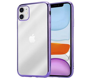 ShieldCase ShieldCase paarse metallic bumper case iPhone 11
