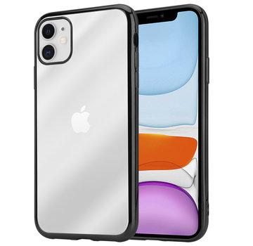 ShieldCase® iPhone 11 metallic bumper case (zwart)