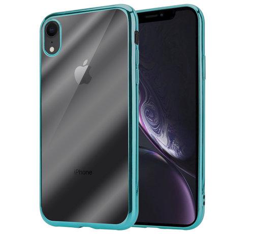 ShieldCase® ShieldCase groene metallic bumper case iPhone Xr