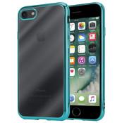 ShieldCase® Groene metallic bumper case iPhone SE 2020