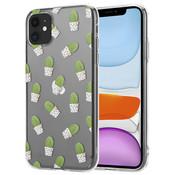 ShieldCase® iPhone 11 hoesje met cactuspatroon