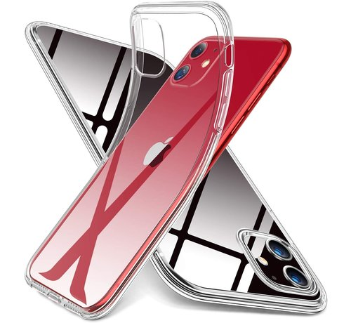 ShieldCase® ShieldCase Ultra thin silicone hoesje iPhone 11 (transparant)