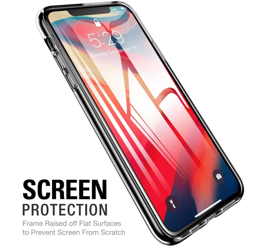 ShieldCase Ultra thin silicone hoesje iPhone 11 (transparant)
