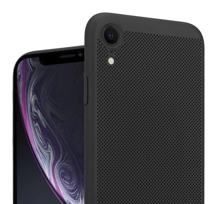 ShieldCase iPhone Xr dun design hoesje (zwart)