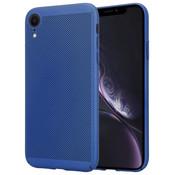 ShieldCase® iPhone Xr dun design hoesje (blauw)