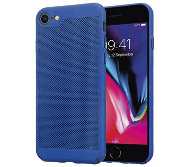 ShieldCase® ShieldCase iPhone 7 / 8 dun design hoesje (blauw)
