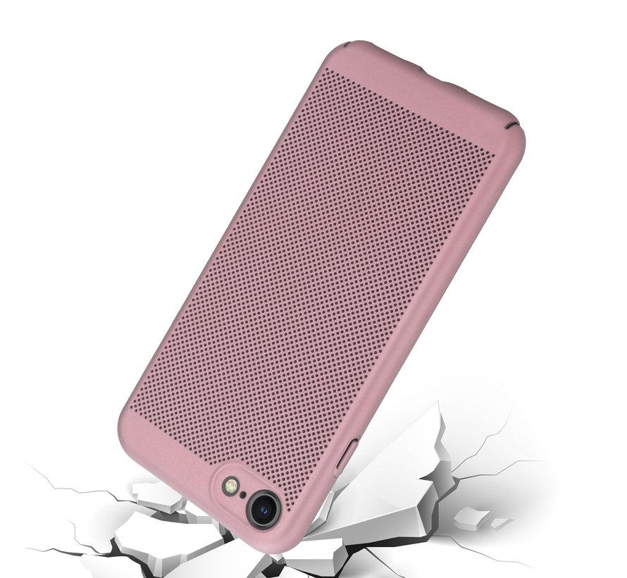 ShieldCase iPhone 7 / 8 dun design hoesje (rosé goud)