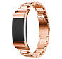 Fitbit Charge 2 stalen band (rosé goud)