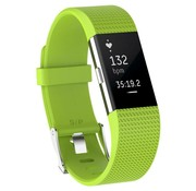 Fitbit Charge 2 siliconen bandje (lichtgroen)