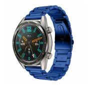 Huawei Watch GT metalen bandje (blauw)