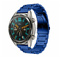 Huawei Watch GT stalen bandje (blauw)