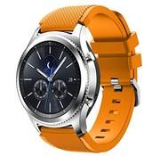ShieldCase® Samsung Gear S3 siliconen bandje (oranje)