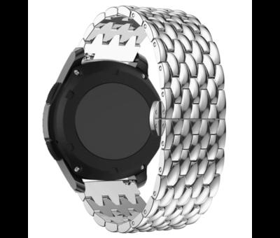 Polar Vantage M stalen draak band (zilver)