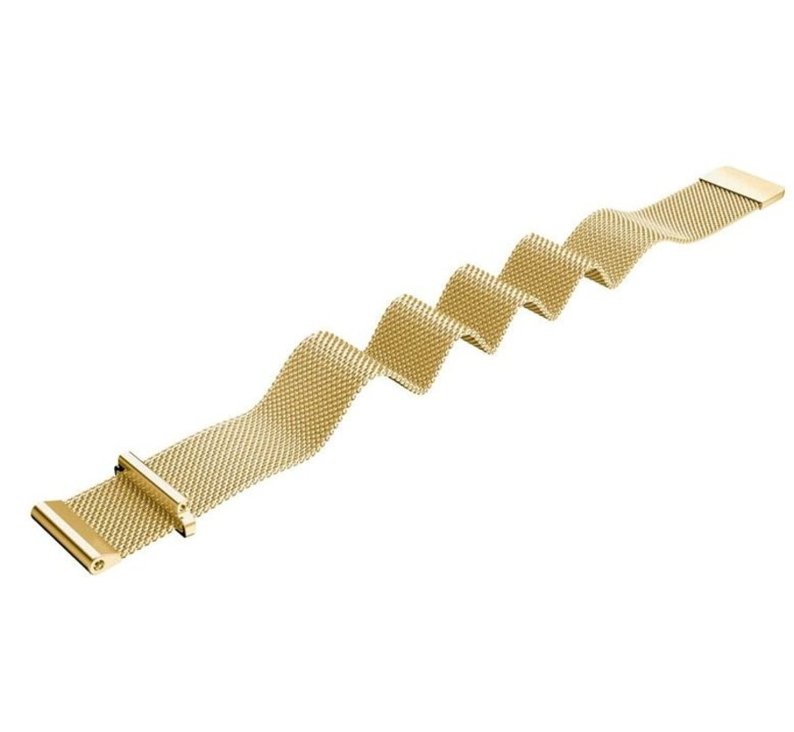 Garmin Vivoactive 3 Milanees bandje (goud)