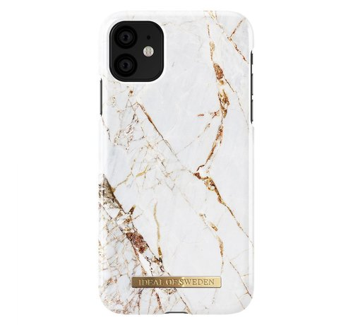 Ideal of Sweden IDEAL FASHION CASE CARRARA GOLD IPHONE 11