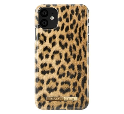 Ideal of Sweden IDEAL FASHION CASE WILD LEOPARD IPHONE 11/XR