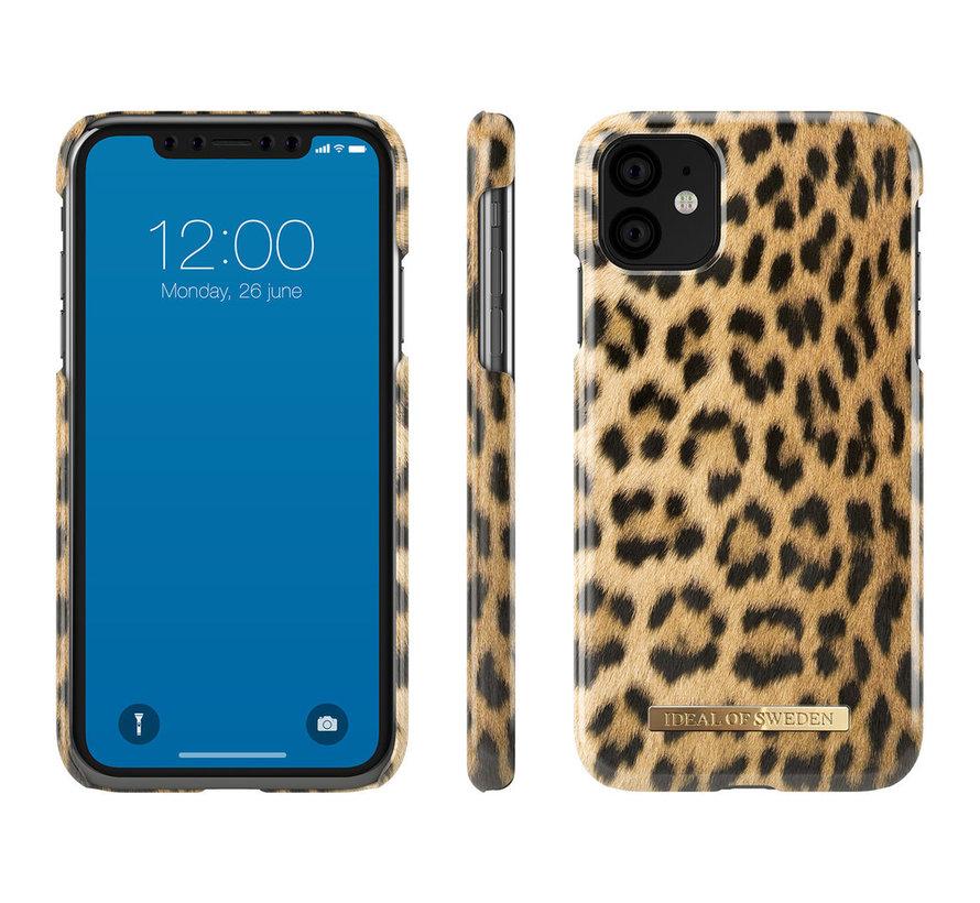 IDEAL FASHION CASE WILD LEOPARD IPHONE 11/XR