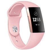 Fitbit Charge 3 sport band (roze)